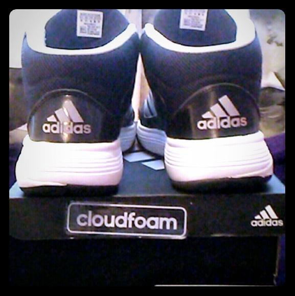 Adidas zapatos hombre  cloudfoam tamaño 10 poshmark
